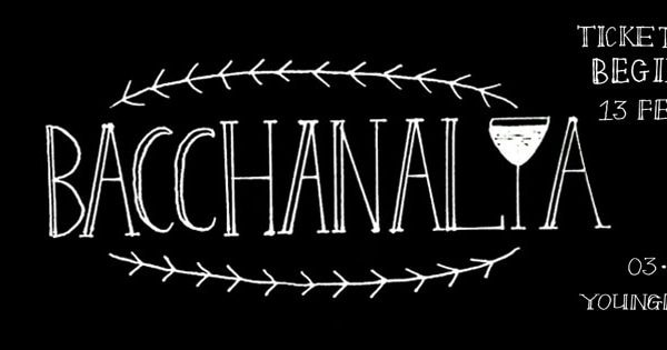 Preview: Bacchanalia