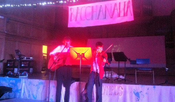 Review: Bacchanalia