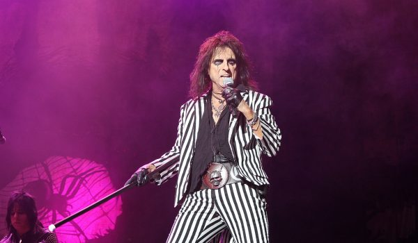 Alice Cooper's 'Genuine American Girl'