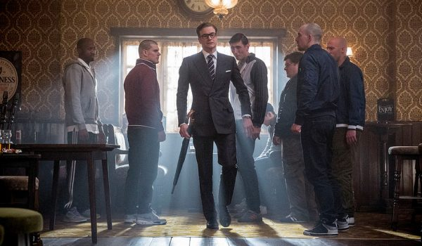 Kingsman: Red Pill, Blue Pill, No Pill, Booze Pill