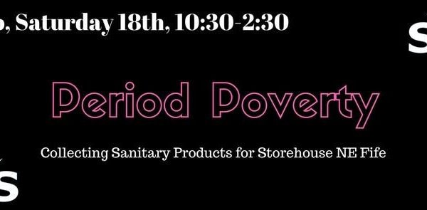 SVS Period Poverty Collection: How You Can Support Women in Need