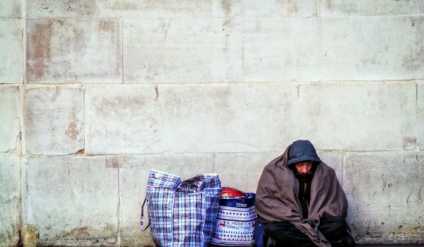 Opinionated: Homeless on the Royal Wedding? Wash 'em Out.