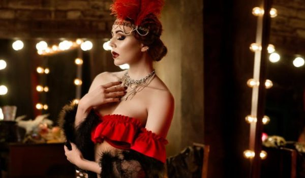 Meet the woman bringing Burlesque to The Bubble